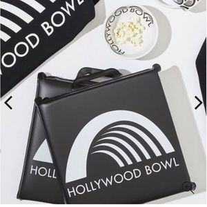 Hollywood Bowl Seat Cushion